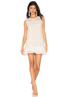 Joie Lindell Dress in White. - size XS (also in M,S)