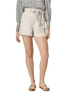 Joie Lindsi Belted Shorts