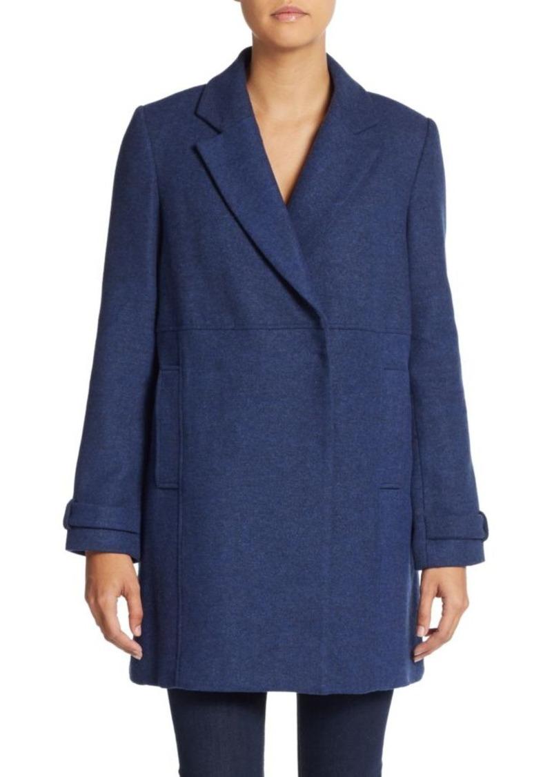 Joie Liselle Wool Coat
