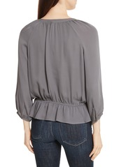 1ceabe36514416 Joie Joie Louvre Silk Top Now  115.20