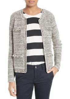 Joie Maija Tweed Jacket