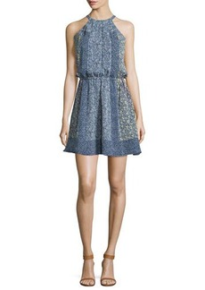 Joie Makana C Floral-Print Dress