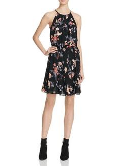 Joie Makana Floral Silk Dress