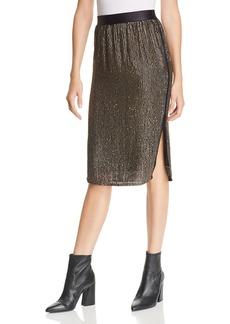 Joie Malloren Pyramid Stud Skirt