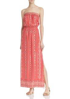 Joie Mariele Silk Maxi Dress