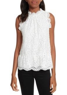 Joie Marineth Lace Top