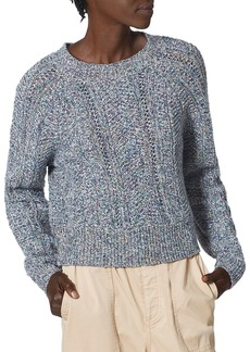 Joie Kamryn Marled Crewneck Sweater