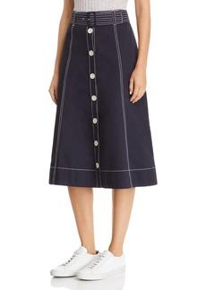 Joie Mayaly Midi Skirt