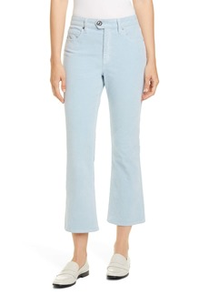 Joie Maza Crop Corduroy Pants