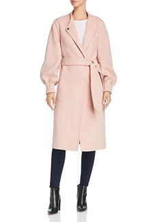 Joie Mazie Tie-Waist Coat