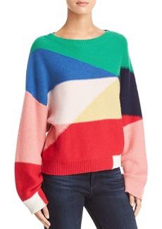 Joie Megu Color-Block Sweater