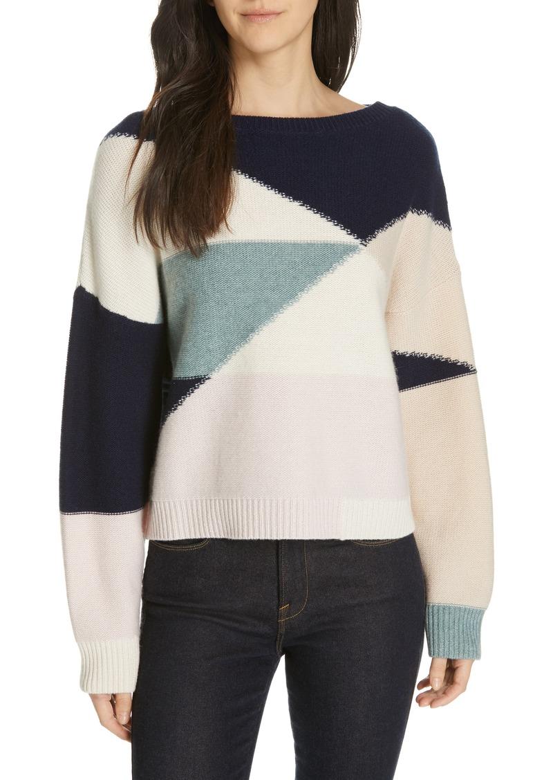Joie Megu Wool & Cashmere Sweater