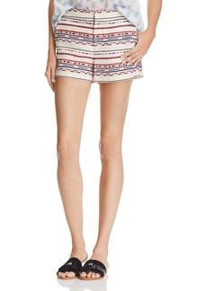 Joie Merci Patterned Shorts - 100% Exclusive