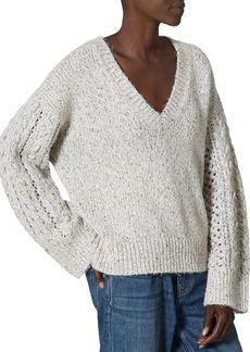 Joie Milani Mixed Stitch Sweater