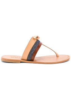 Joie Naima Sandal in Tan. - size 35 (also in 37,37.5,38)