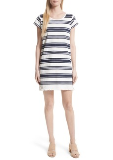 Joie Nanae Stripe T-Shirt Dress