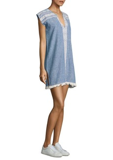 Joie Natalie Chambray Dress