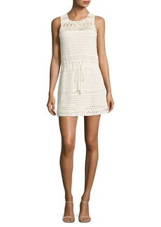 Joie Nawra Crochet Knit Dress