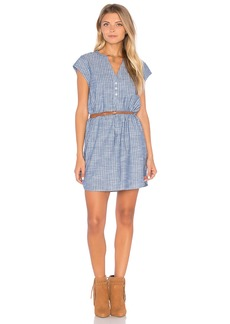 Joie Neha Chambray Dress