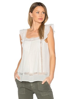 Joie Nels Tank in White. - size L (also in M,S,XS)