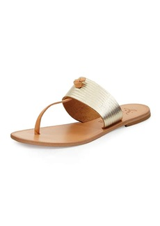 Joie Nice Knotted T-Strap Sandal