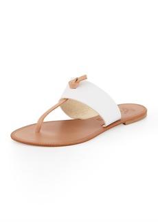 Joie Nice T-Strap Thong Flat Sandal