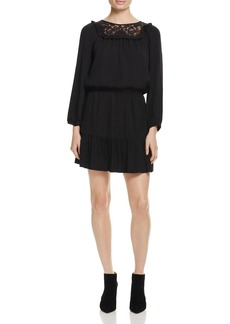 Joie Nikita Lace-Inset Dress - 100% Bloomingdale's Exclusive