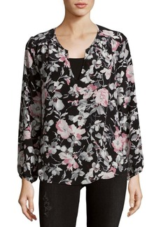 Joie Odelette Silk Top
