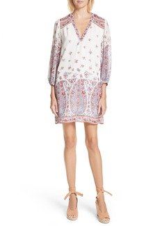 Joie Ofelie Silk Shirtdress