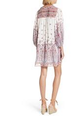 Joie Ofelie Silk Shirtdress