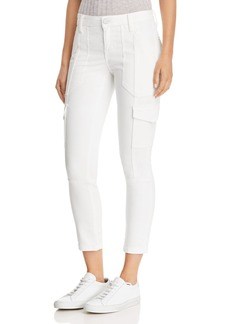 Joie Okana Cropped Cargo Pants