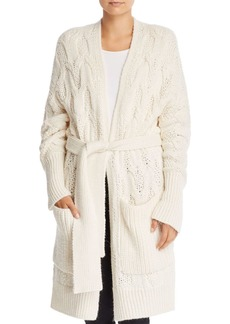 Joie Omeed Belted Duster Cardigan