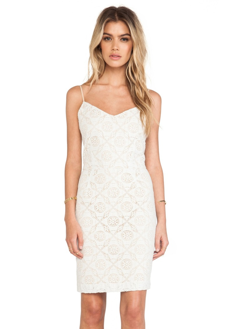 Joie Orchard B Crocheted Dress