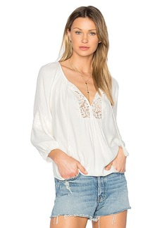 Joie Orval Blouse in White. - size M (also in S,XS)