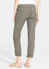 Joie Painter Cotton & Linen Pants