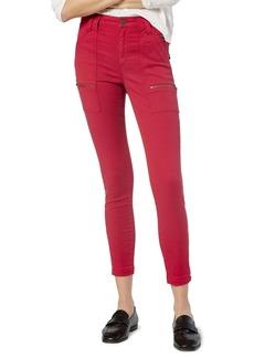 Joie Park High Waist Skinny Jeans (Seaglass)