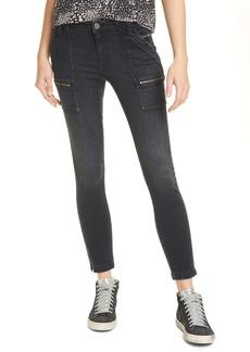 Joie Park Skinny Jeans (Noir)