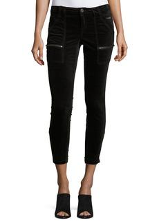 Joie Park Skinny Velvet Pants