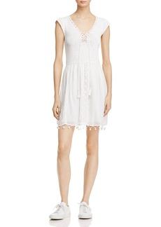 Joie Patxi Crochet Dress