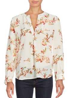 Joie Pearline Floral Blouse