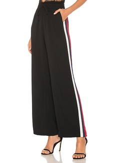 Joie Perlyn Track Pant in Black. - size S (also in L,M,XS, XXS)