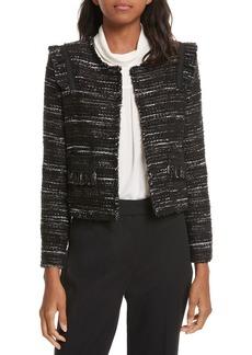 Joie Perlyn Tweed Jacket