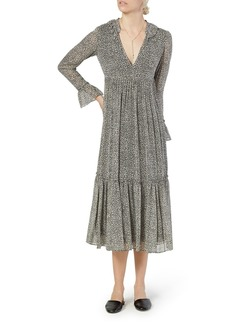 Joie Provence Printed Dress