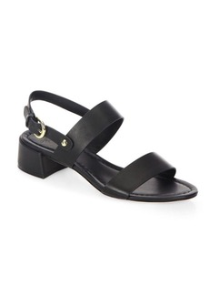 Joie Rach Vachetta Leather Sandals