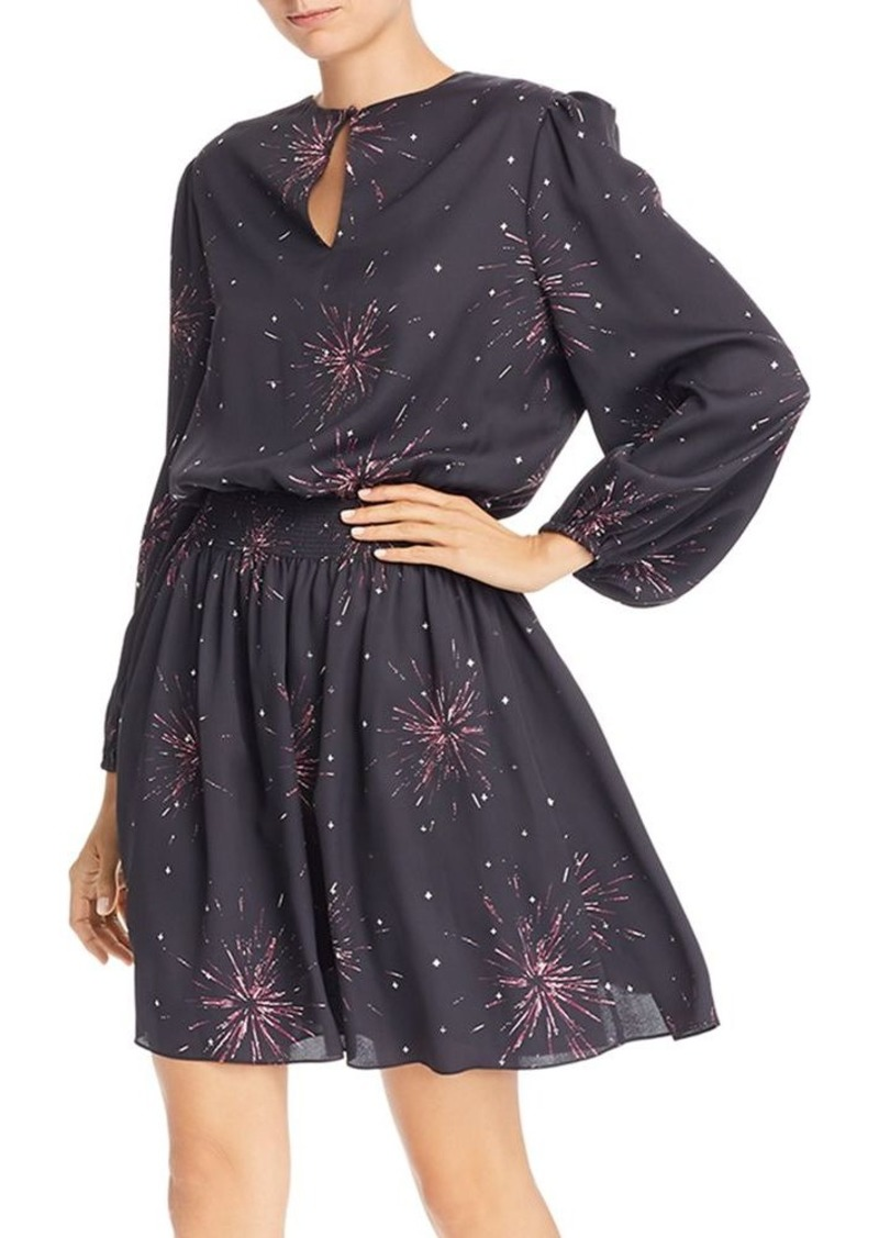 Joie Ramla Keyhole Dress
