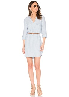 Joie Rathana C Dress in Blue. - size L (also in M,S,XS)