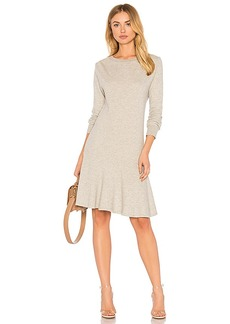 Joie Runna Dress in Gray. - size L (also in M,S,XS)