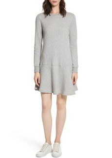 Joie Runna French Terry A-Line Dress