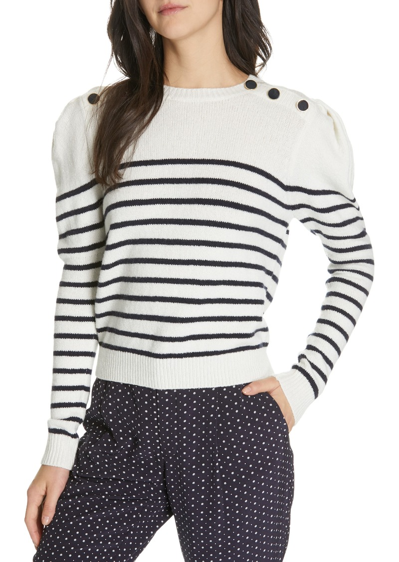Joie Ruthine Stripe Sweater