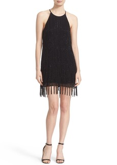 Joie Sanibel Beaded Shift Dress
